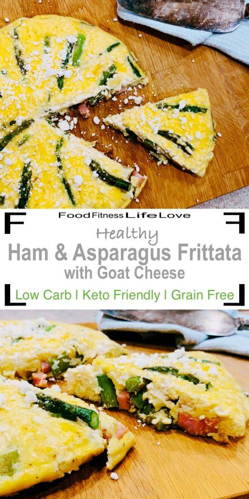 Asparagus Frittata Pin