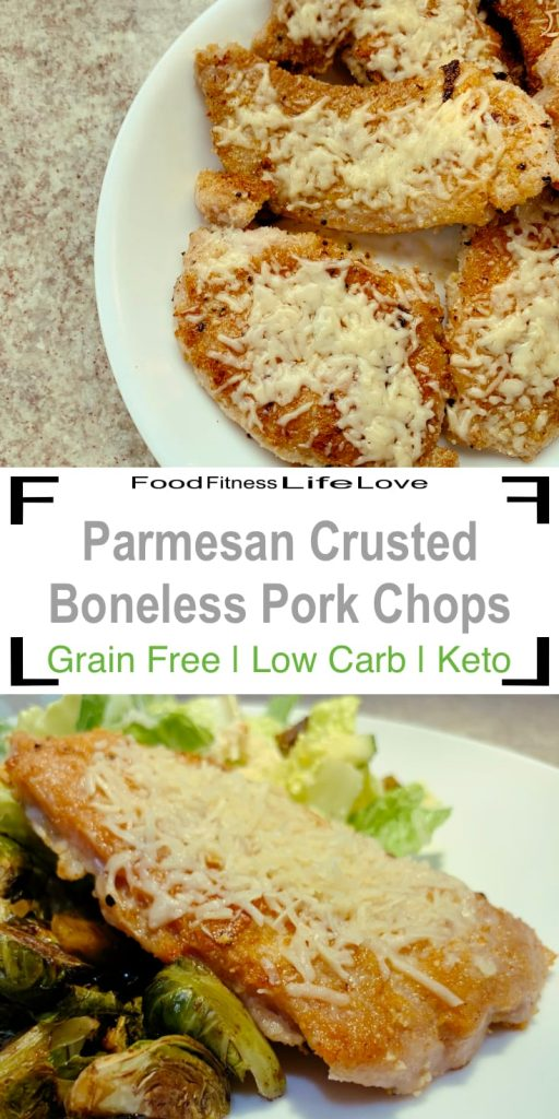 Boneless Pork Chops Recipe Pin