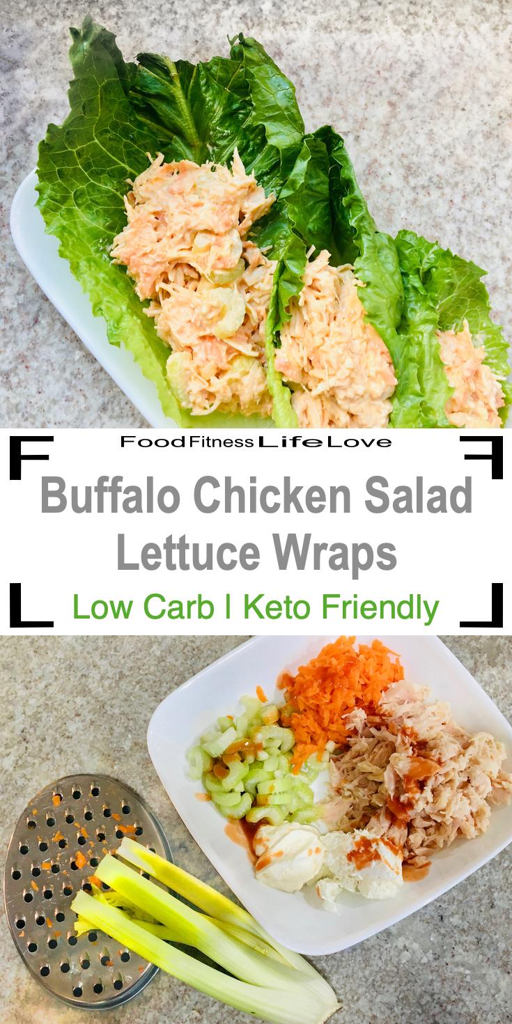 Buffalo Chicken Salad Pin