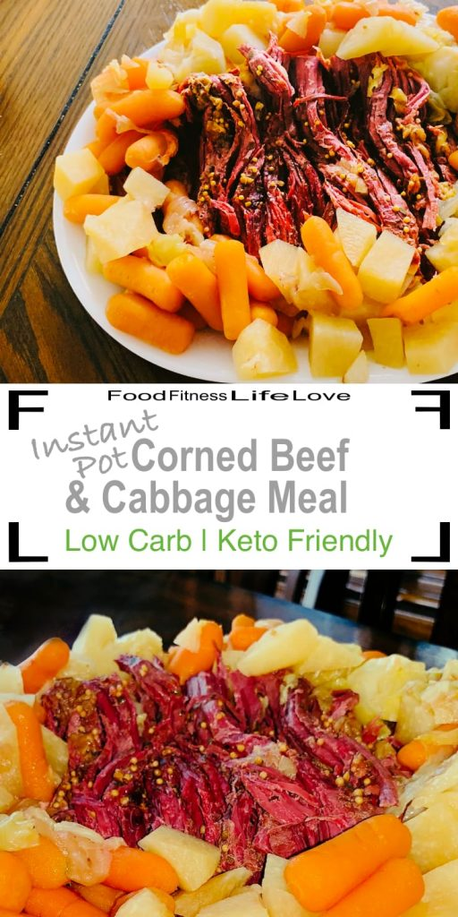 Corned Beef Instant Pot Pin