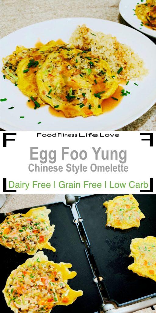 Egg Foo Yung Recipe Pin
