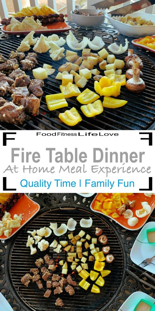 Fire Table Pin