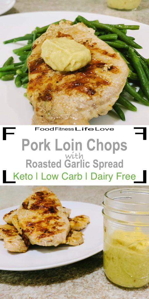 Grilled Pork Loin Chops Pin