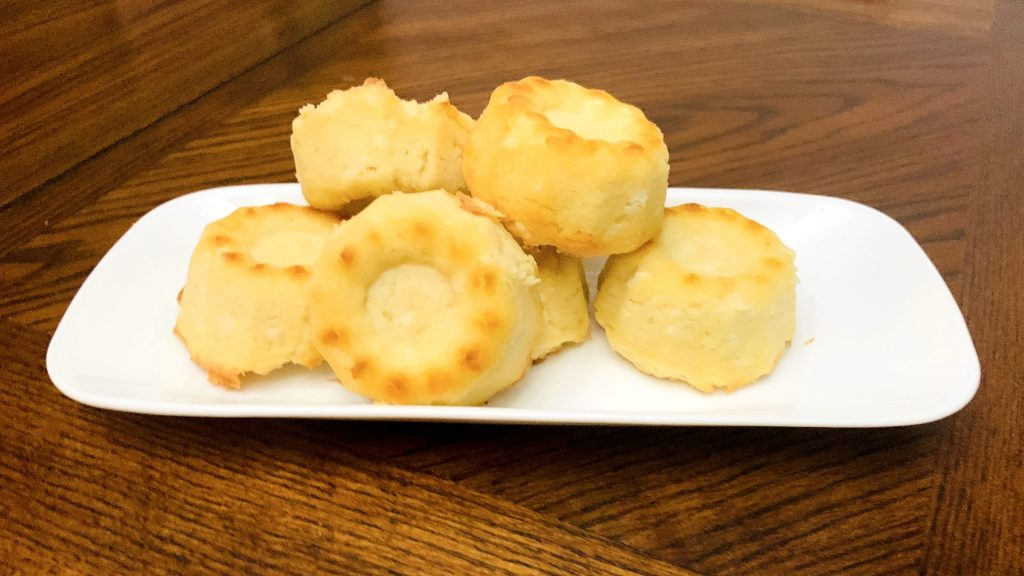 Easy Keto Biscuits