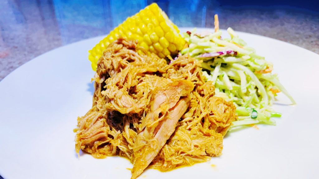 Boston Butt Pulled Pork Slow Cooker Recipe