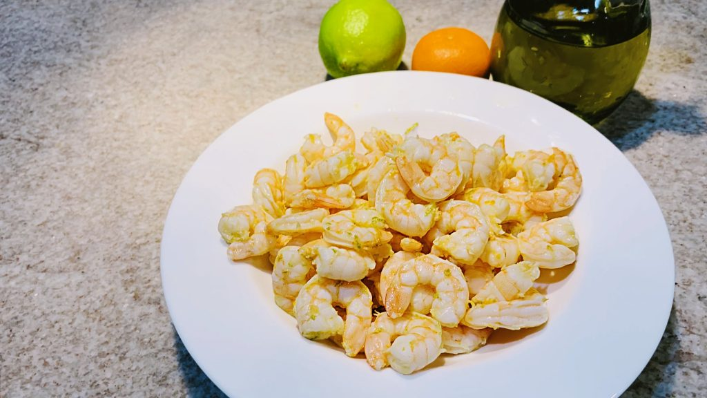 Lime Shrimp Marinade