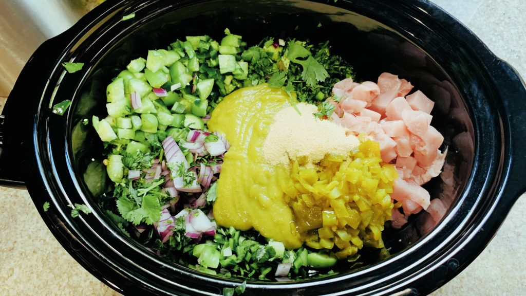 Chile Verde Slow Cooker Recipe