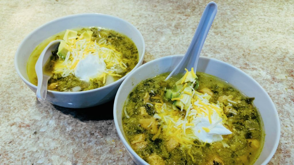 Chile Verde Slow Cooker Recipe