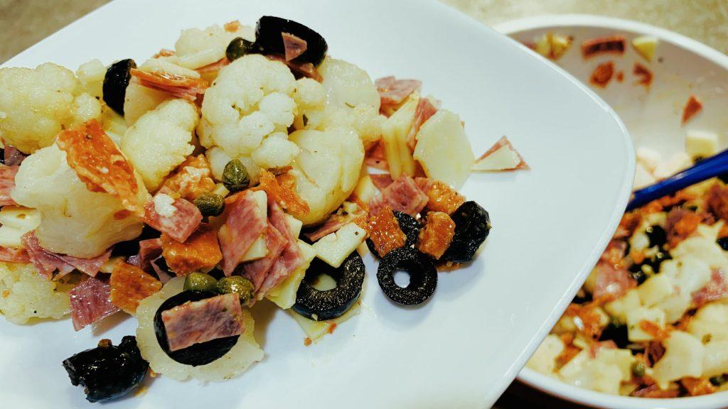 Italian Pasta Salad Alternative