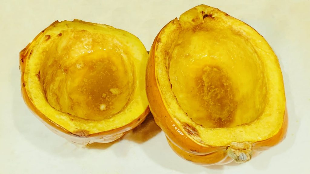 Roasted Acorn Squash Recipe