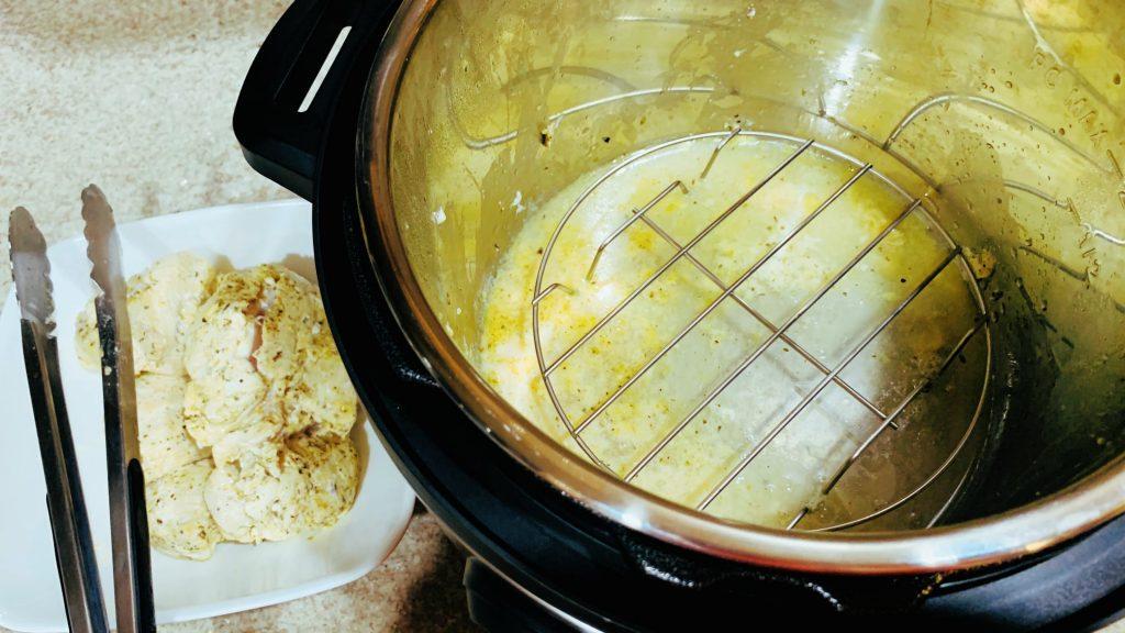 Instant Pot Boneless Chicken Breast