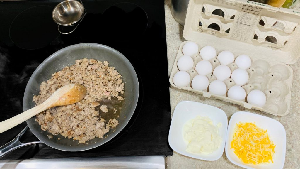 Browning Breakfast Sausage