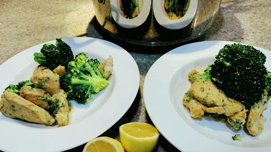 Keto Chicken and Broccoli