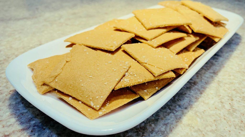 Keto Crackers Recipe
