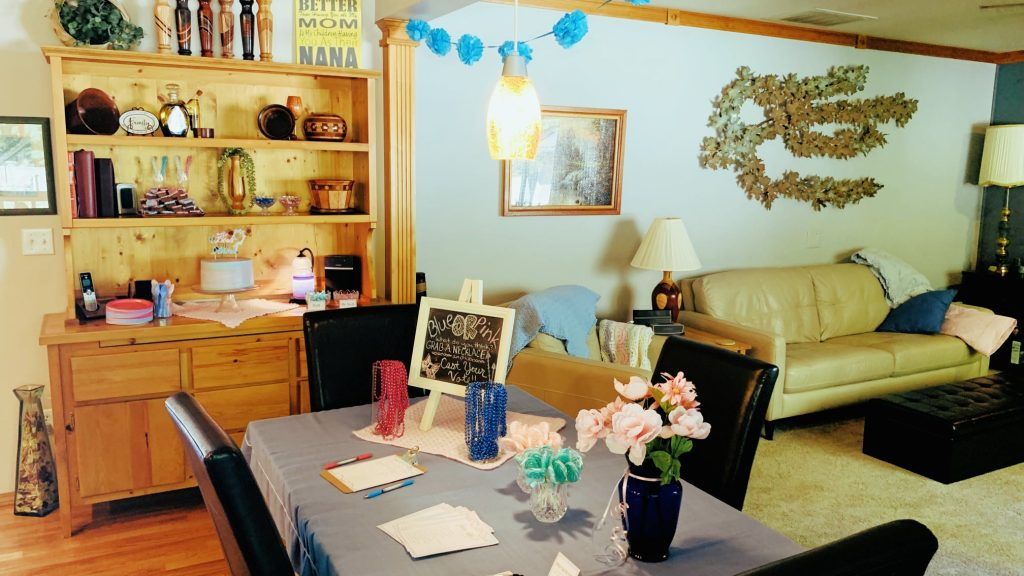 Bows or Arrows Gender Reveal Theme