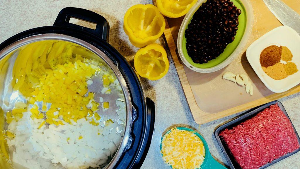 Sautéing Vegetables in Instant Pot