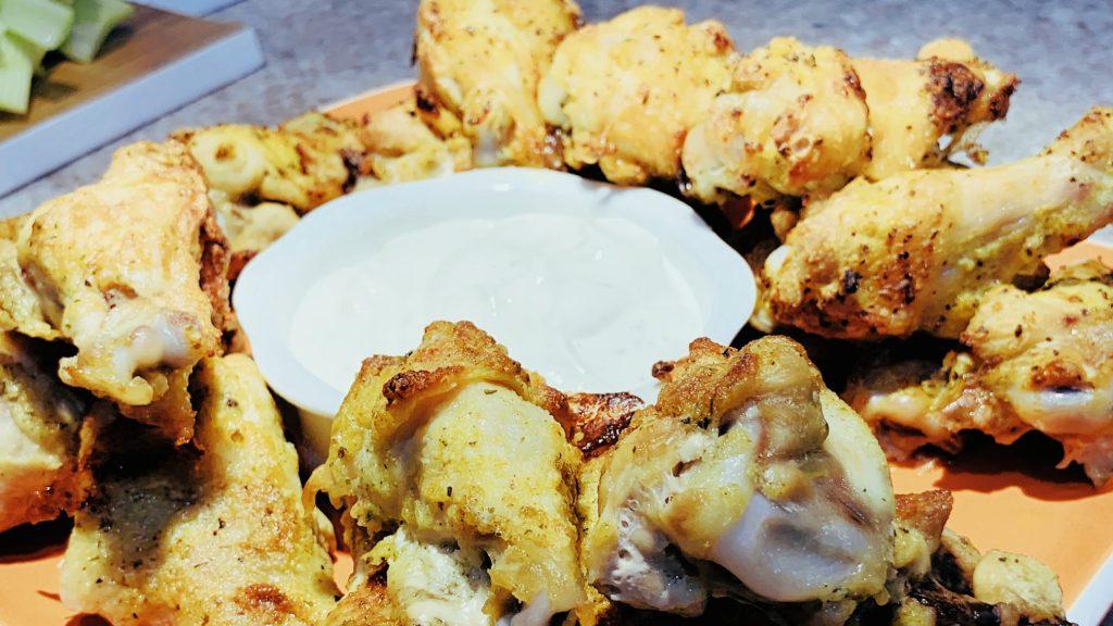 Baked Chicken Drumettes Recipe