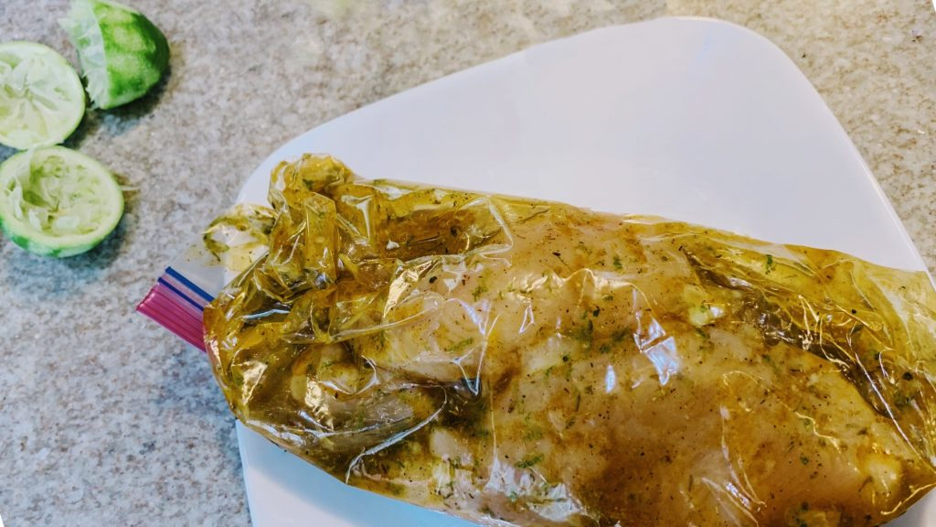 Fiesta Lime Chicken Marinade