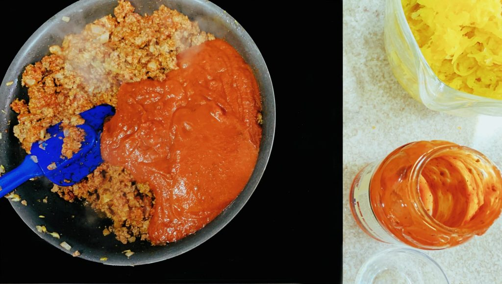 Ground Beef Meat Sauce