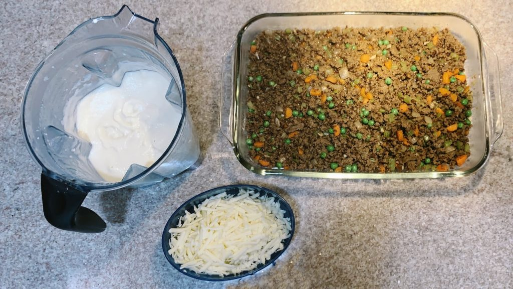Low Carb Shepard's Pie