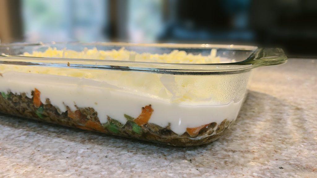 Low Carb Shepard's Pie Easy Recipe