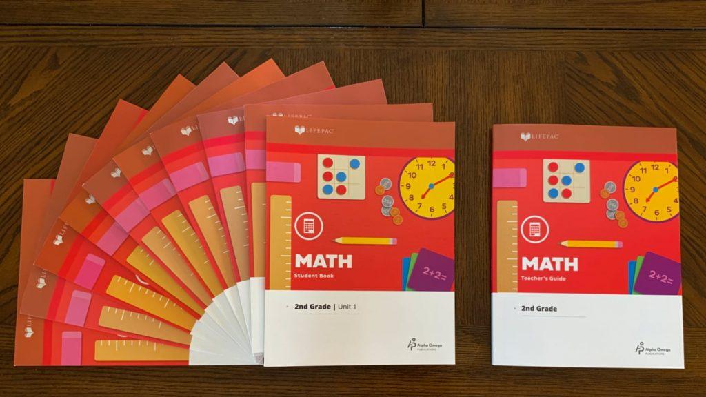 Lifepac Second Grade Math