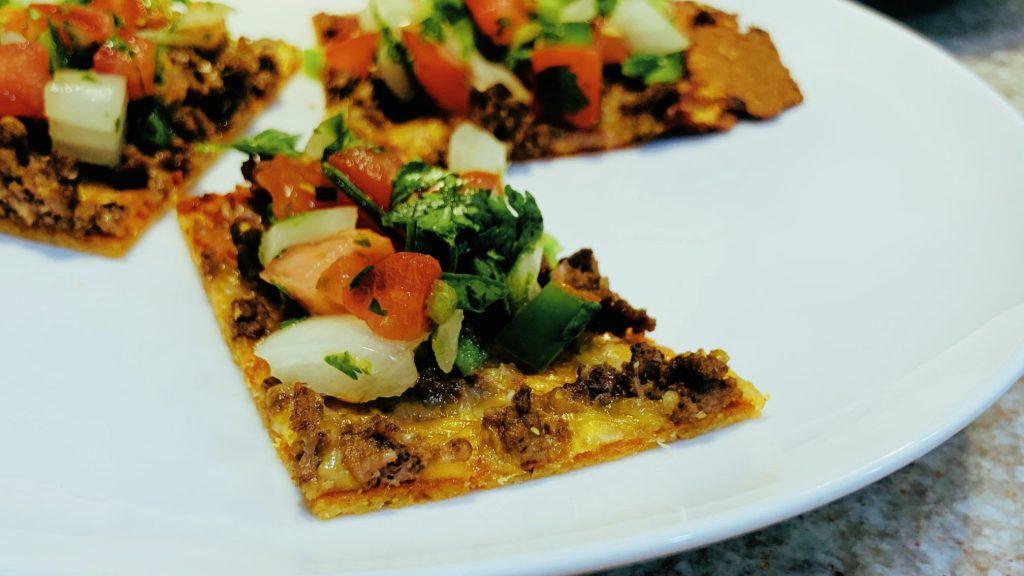 Keto Fiestada Pizza Recipe