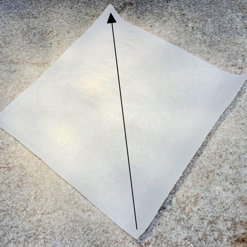 Parchment Paper Square