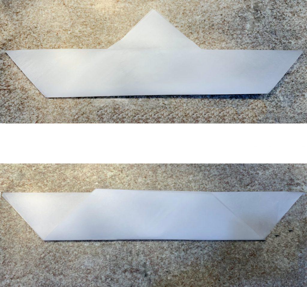 Parchment Paper Burger Wrapper