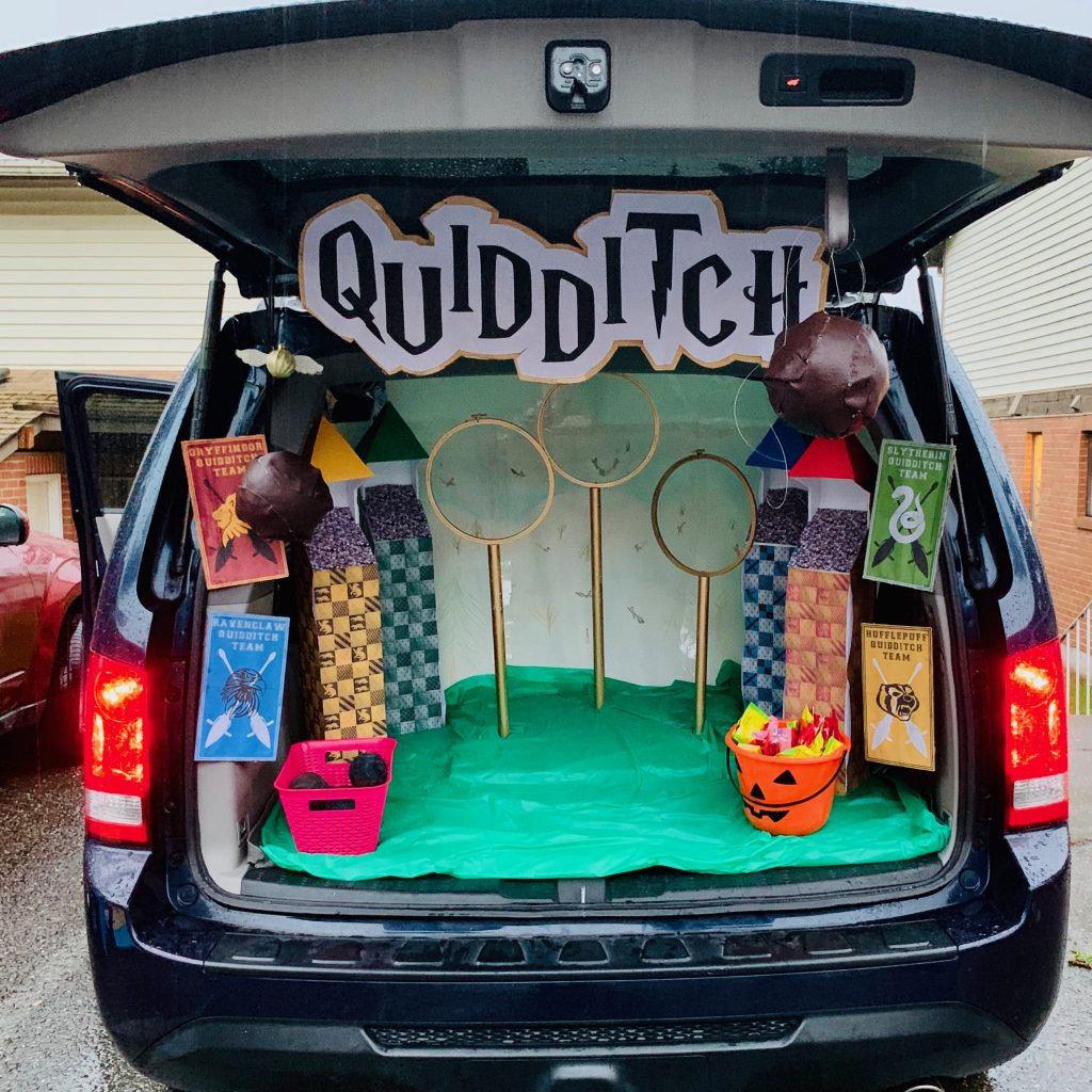 Quidditch Trunk or Treat