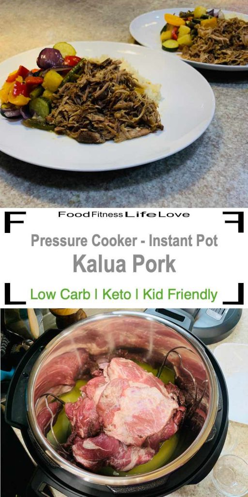 Instant Pot Kalua Pork Pin