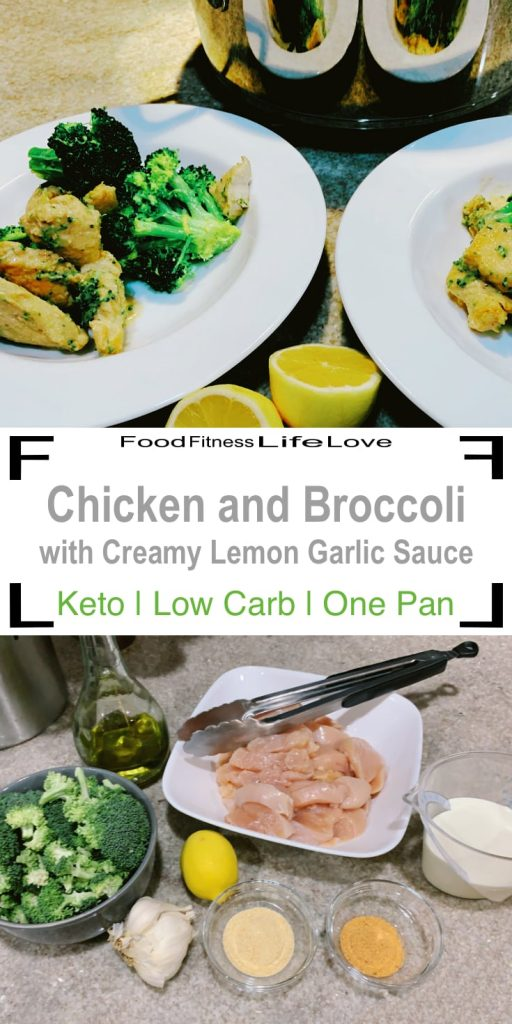 Keto Chicken and Broccoli Pin