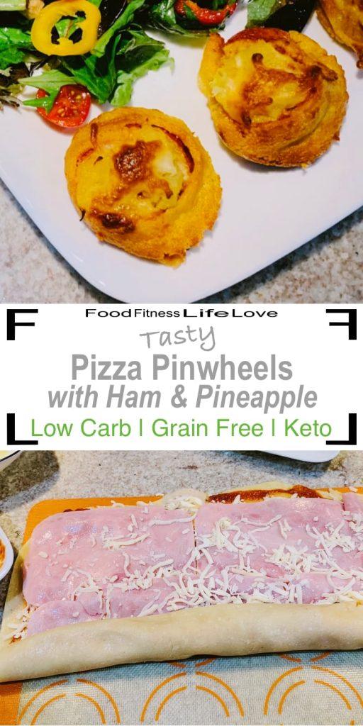 Pizza Pinwheels Pin