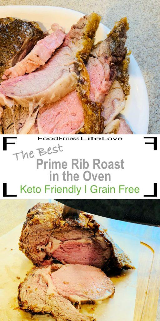 Prime Rib Roast Pin