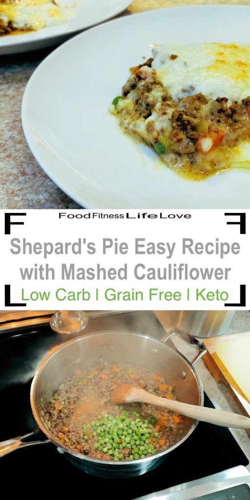 Shepards Pie Easy Recipe Pin