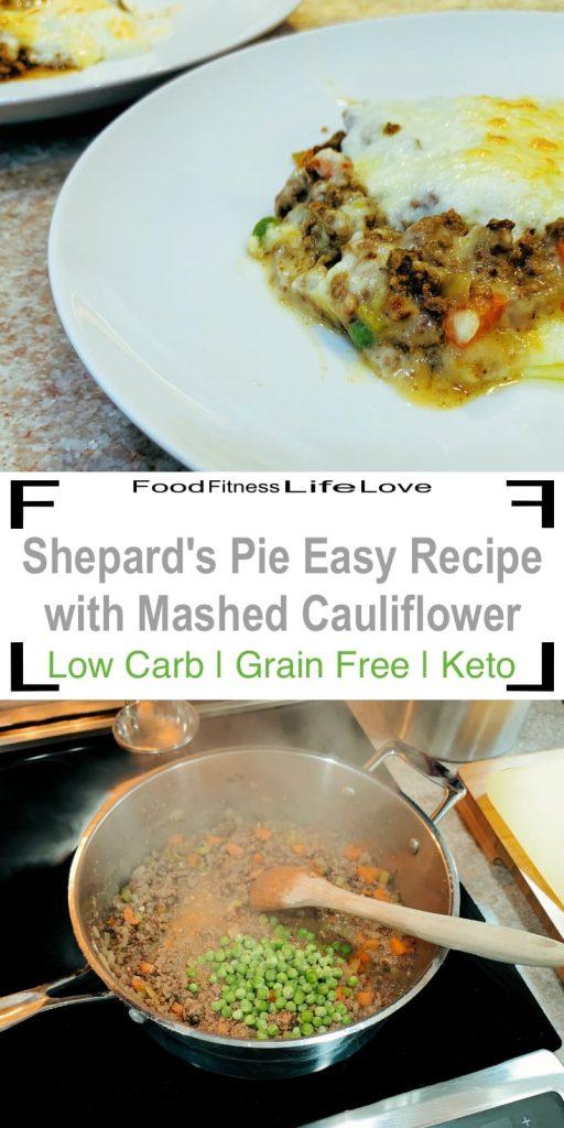 Shepards Pie Easy Recipe Pin