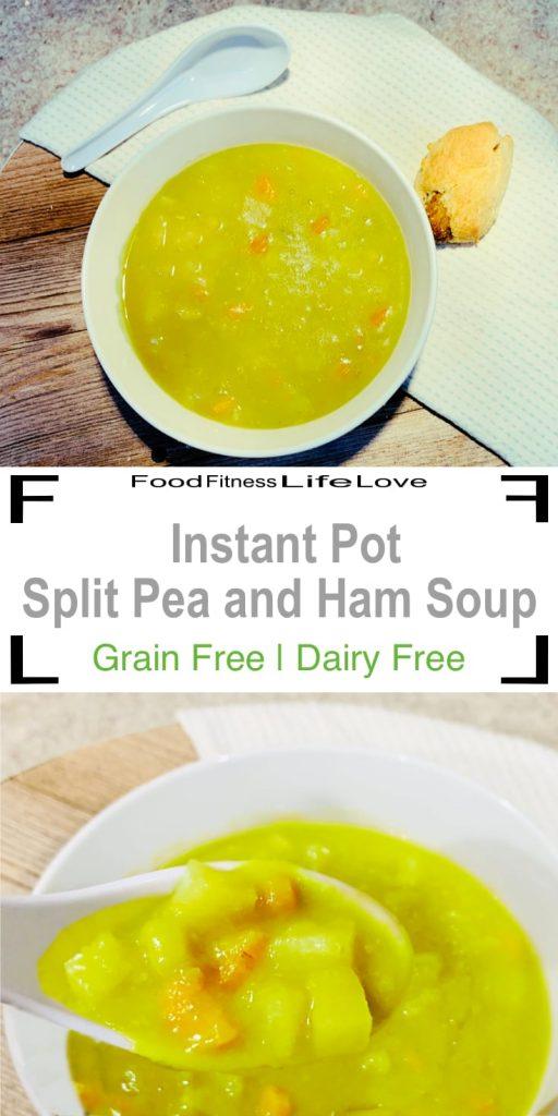 Split Pea and Ham Soup Recipe Pin