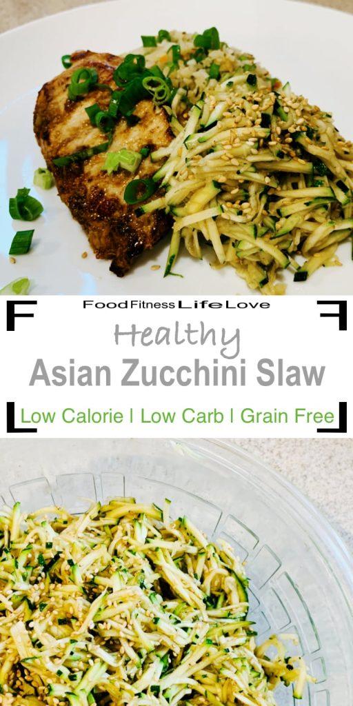 Zucchini Slaw Pin